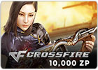 CrossFire card - 10000 ZP